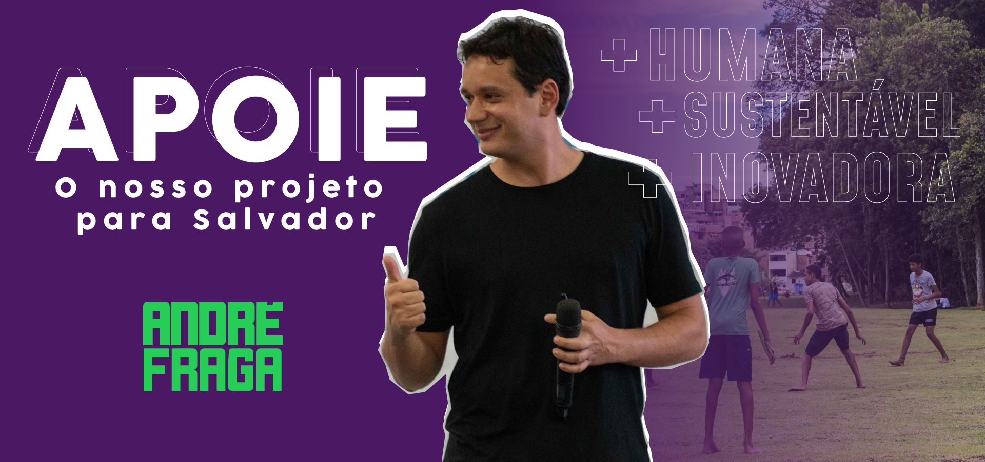 Financiamento André Fraga